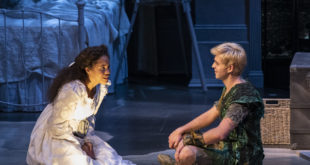 """Peter Pan and Wendy at DC's Shakespeare Theatre Company"
