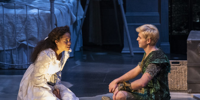 """""""Peter Pan and Wendy at DC's Shakespeare Theatre Company"""