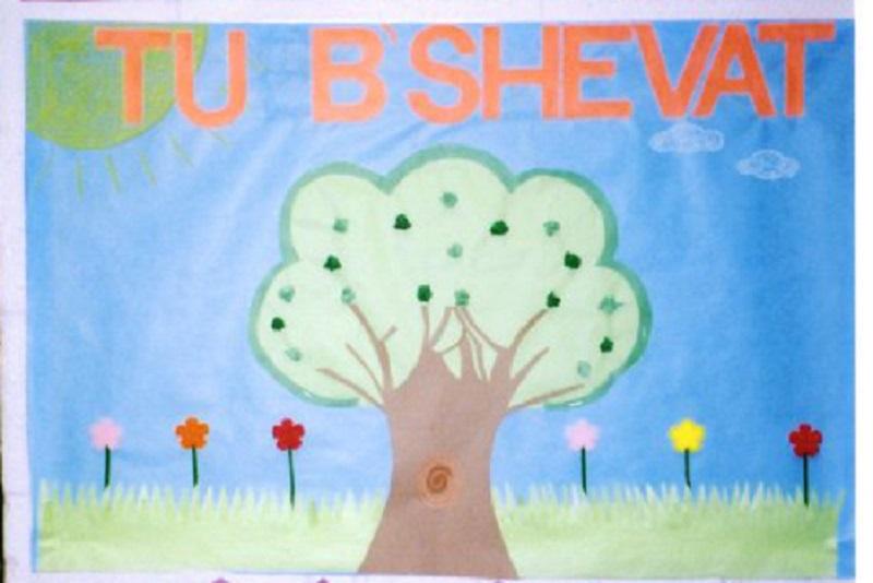 Celebrate Tu B' Shevat