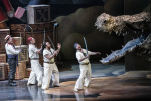 """Peter Pan and Wendy"" at Shakespeare Theatre Company in DC"