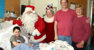 Santa's Ride 2019 will deliver holiday cheer to Fairfax County children in hospitals