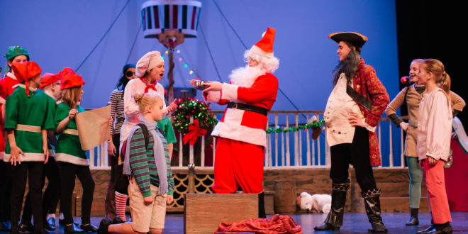 Family-Friendly Activities Around DC This Weekend - CSI: Christmas Scene Investigations