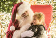 Holiday Happenings around DC includes visiting Santa at Enchant Christmas