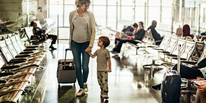 SkySquad wants to improve the airport experience for families traveling with young children