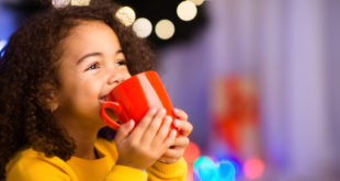 Take the whole family for hot chocolate in DC
