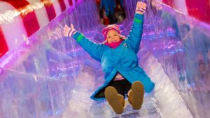 ICE at Gaylord National Harbor for Christmas fun