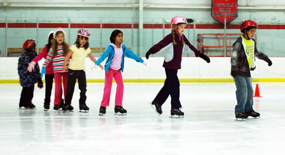 Ashburn Ice House Offers Free Community Skate