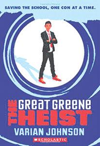 The Great Greene Heist & Children's Books About Civics | Washington FAMILY