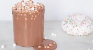 How to make hot chocolate slime on Washington Family magazine