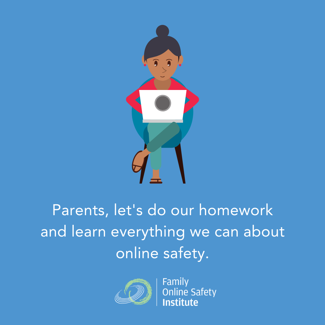 FOSI and TikTok Internet Safety Sessions for Parents