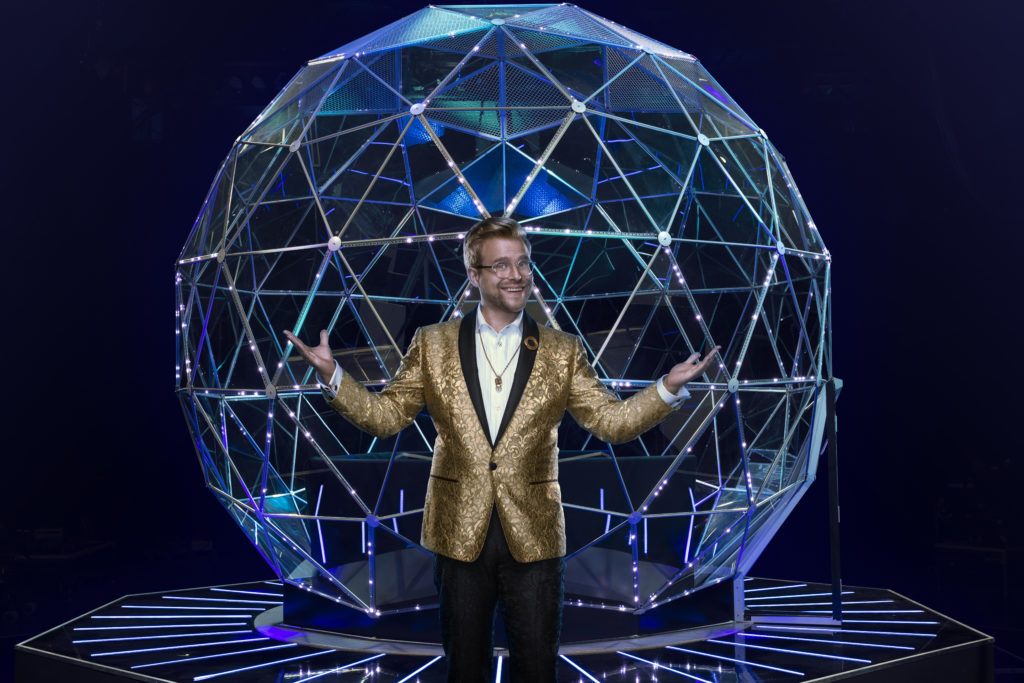 New TV Shows for Kids Airing In January Includes The Crystal Maze on Nickelodeon