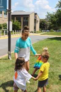 Is your teen ready to be a CIT? They're learn leadership skills as a counselor-in-training at summer camp.