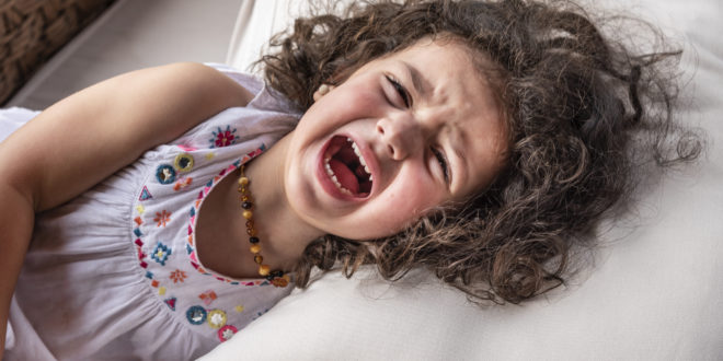 How to tame your child's tantrums