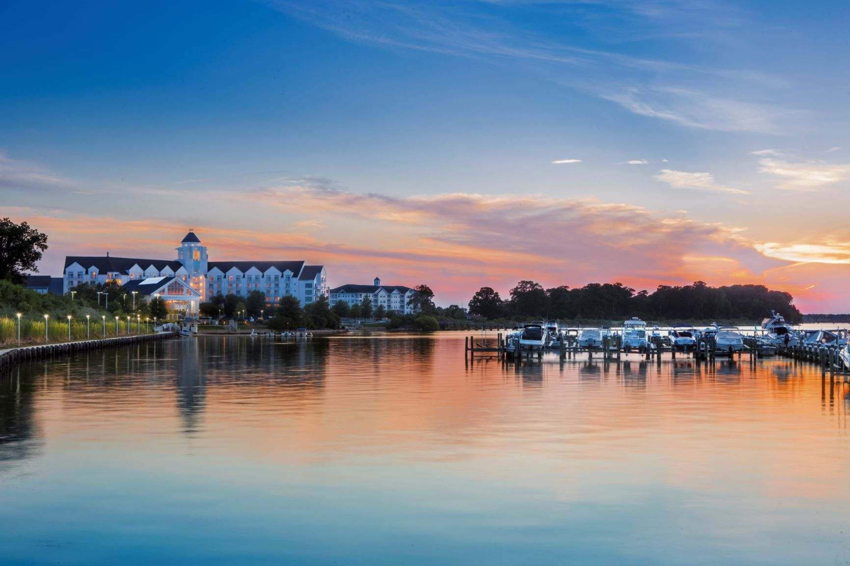 Valentine's Day Dinner at Hyatt Regency Chesapeake Bay Golf Resort, Spa and Marina