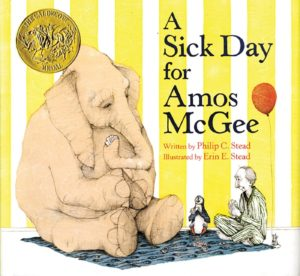 """A Sick Day for Amos McGee"" is a book about being kind"