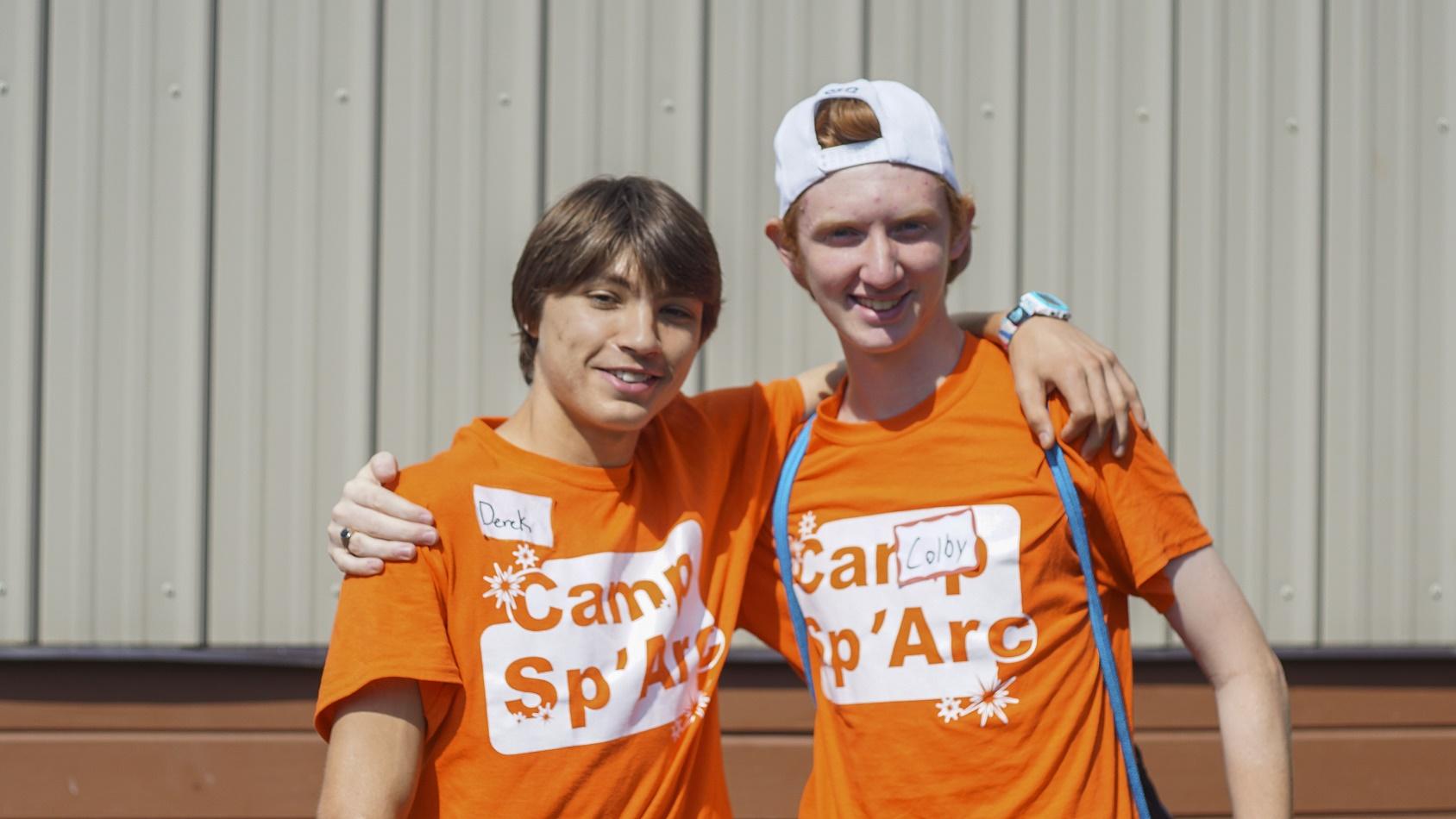 Camp Sp'Arc: Animals & Environment Week