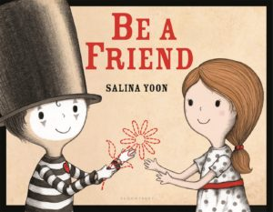"""Be a Friend"" book about kindness"