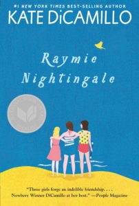 """Raymie Nightingale"" book about friendship"