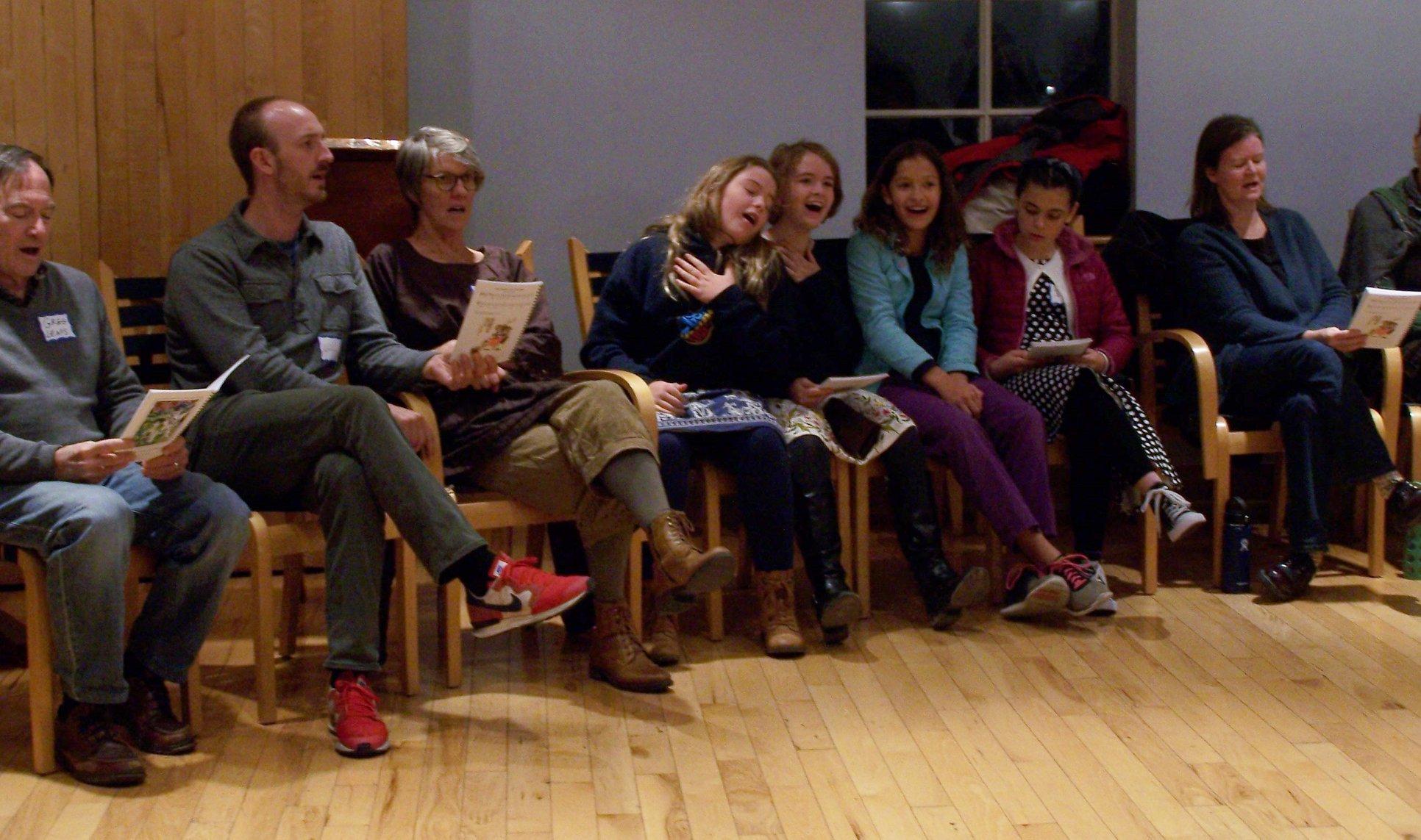 Carpe Diem-Washington Revels Community & Family Sing