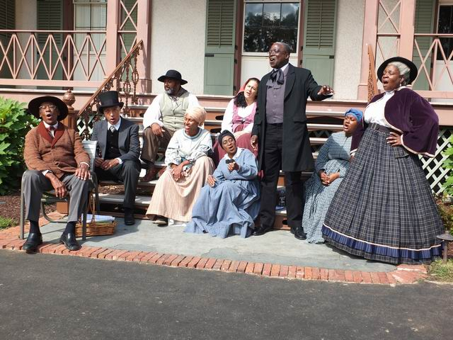 Jubilee Voices at Frederick Douglass Birthday