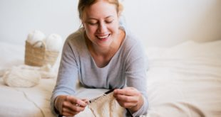 Knitting for Charity | Washington FAMILY magazine