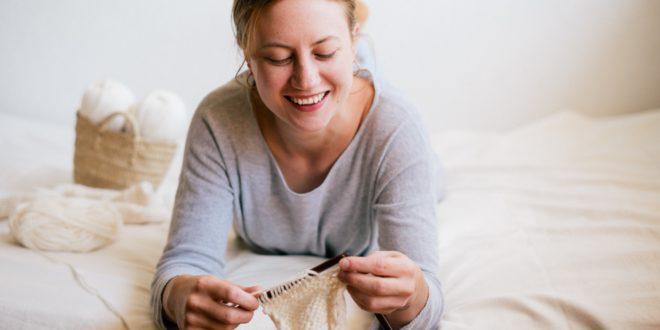 Knitting for Charity | Washington FAMILY magazine