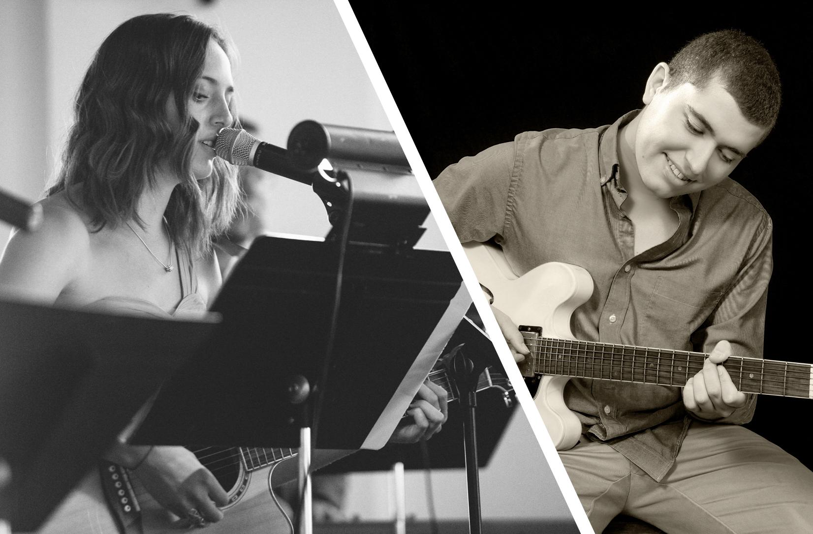 Live Music: Austin Stahle & Sarah Wilcox at Blend 111
