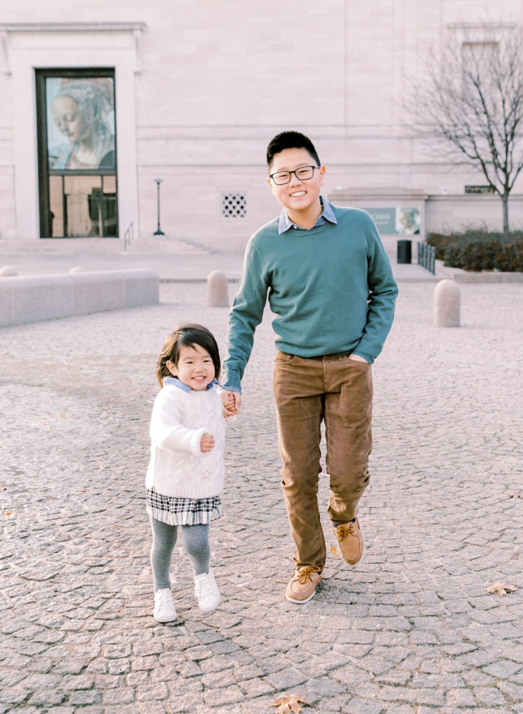 Suann Song is the mother of 2 children and the founder of Appointed