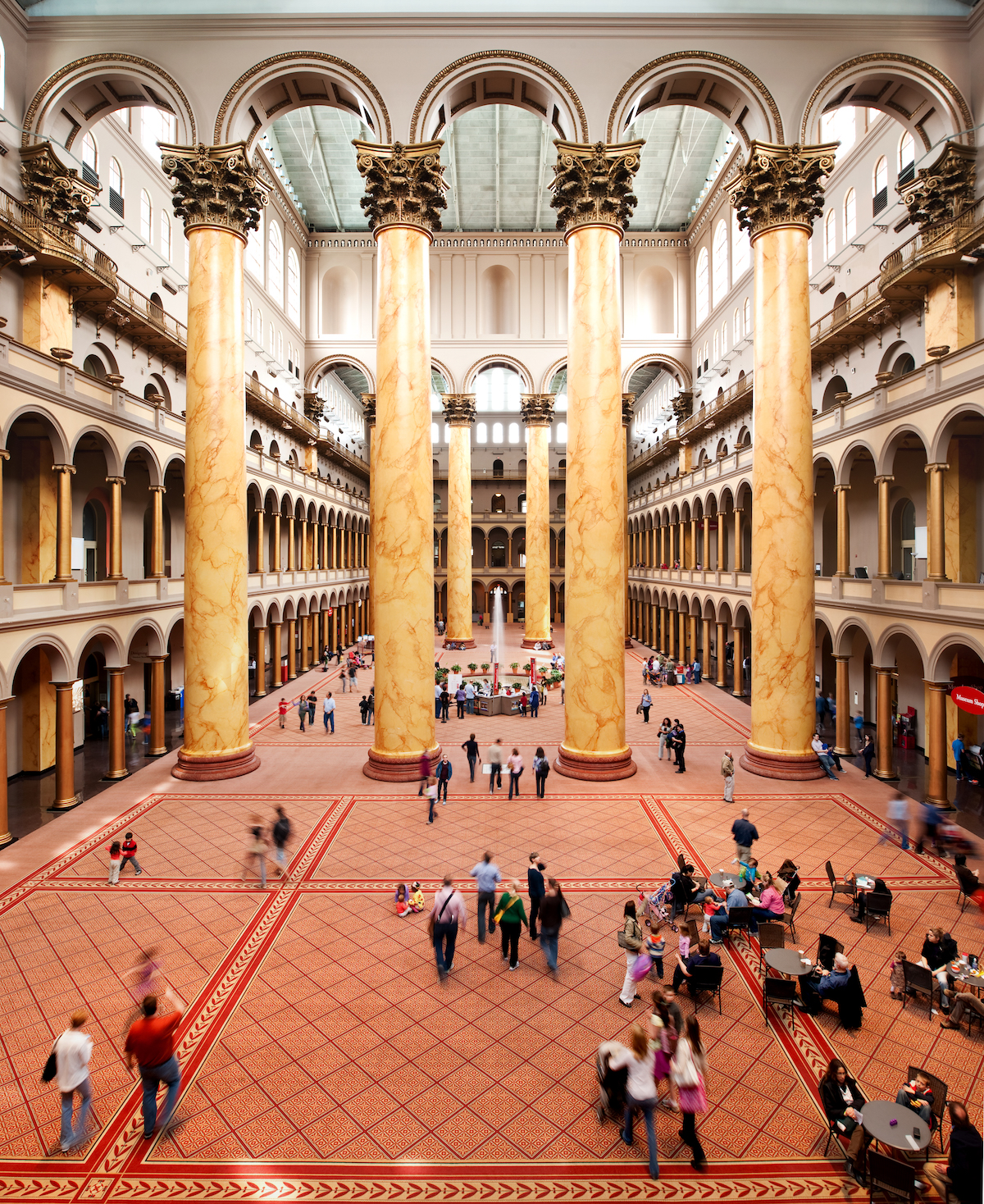 National Building Museum Reopening