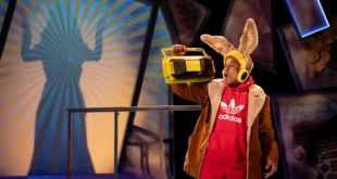 """Zomo the Rabbit"" at Imagination Stage is just one of the family-friendly things to do around D.C. this weekend"