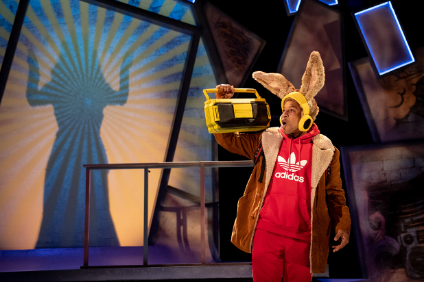 """""""Zomo the Rabbit"""" at Imagination Stage is just one of the family-friendly things to do around D.C. this weekend"""