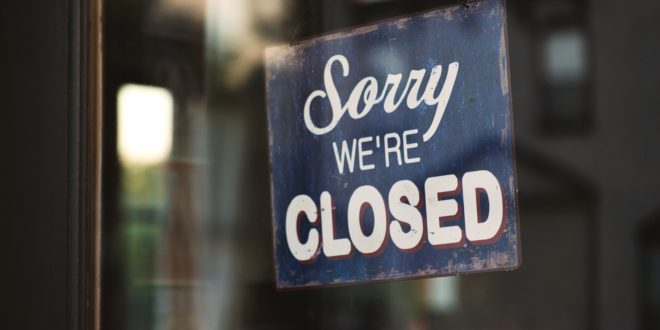 DC Area Closures Coronavirus