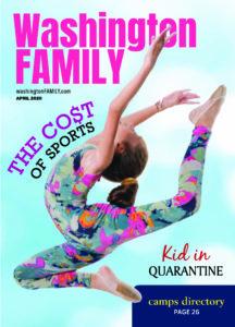 Washington FAMILY magazine April 2020