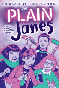 Children's Books About Art and Creativity: The Plain Janes