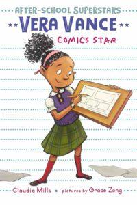 Vera Vance Comics Star   Children's Books About Art and Creativity