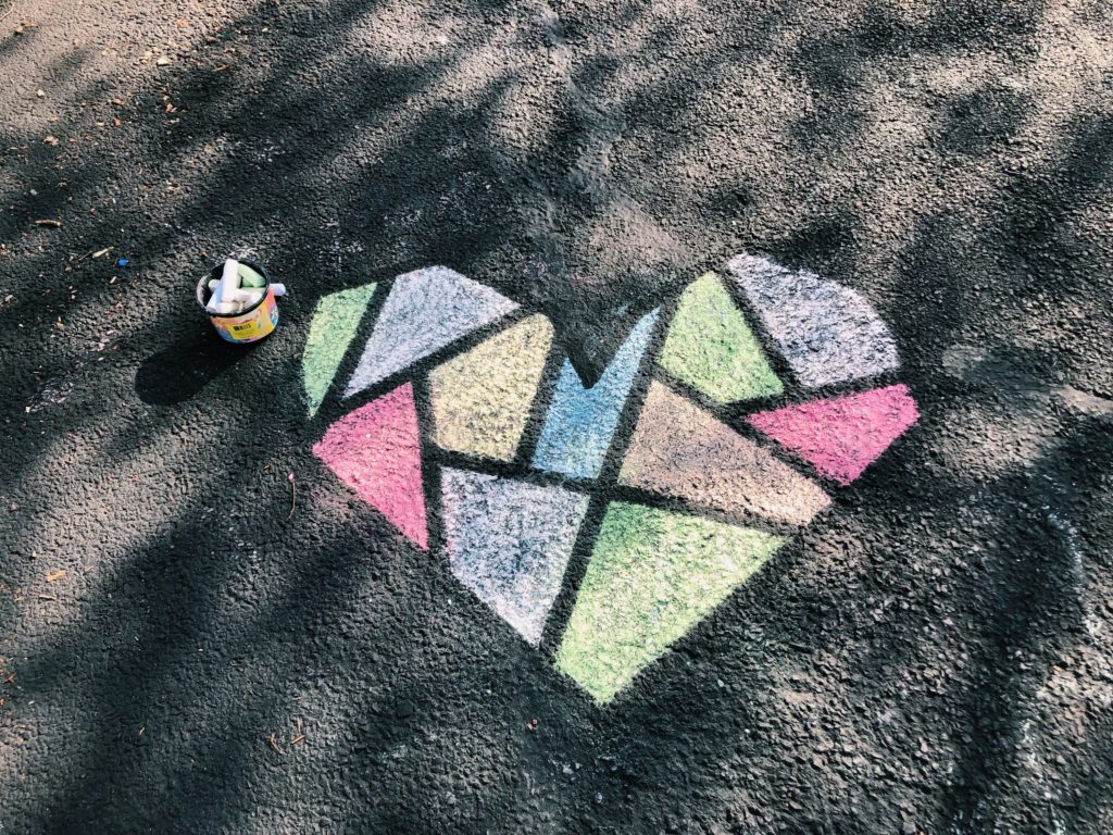 Weekend FAMILY Fun: Chalk Your Walk and more things do at home during social distancing