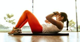 Moms, you can still exercise while sheltering-in-place
