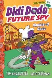 Didi Dodo, Future Spy: Double-O Dodo Virtual Author Event
