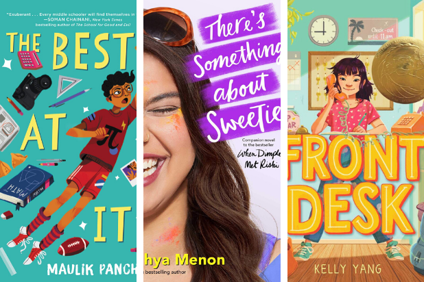Children's Books Celebrating Asian Pacific American Heritage Month