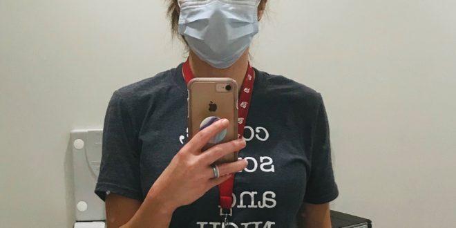 Working in a NICU during the coronavirus pandemic