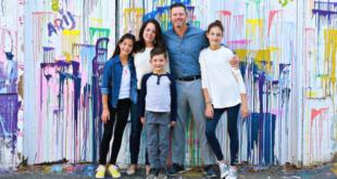 Meet Jess Smith, a pediatric physical therapist and mom of three from Arlington, VA