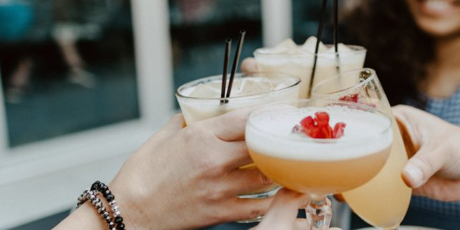 Three brunch cocktails for Mother's Day