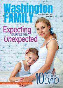 Washington FAMILY magazine June 2020 issue