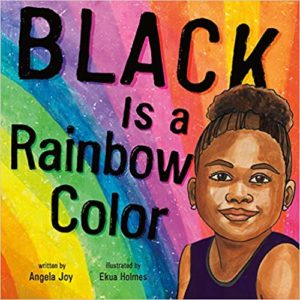 Books About Race: Black is a Rainbow Color