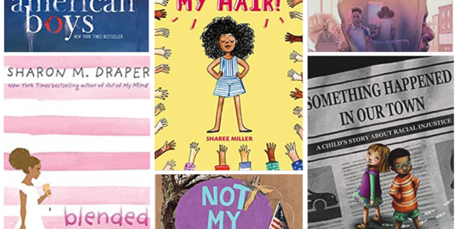 Children's Books About Race