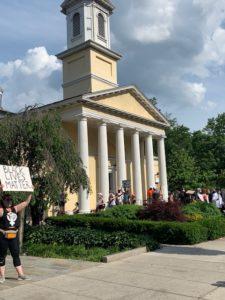 Black Lives Matter protest in DC on June 6