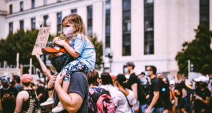 Are you taking your kids to protests?