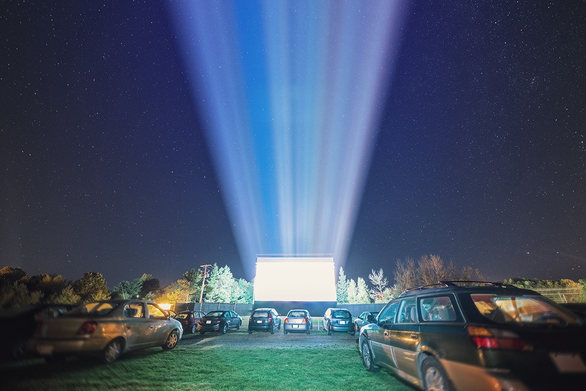 Drive-in movies and other ways to have family fun this weekend around the DMV