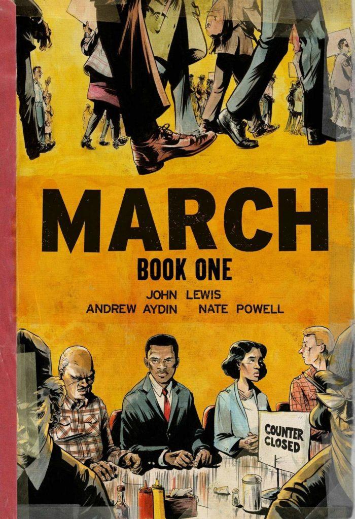 YA Books that Celebrate America: March Book One