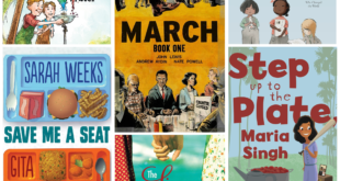 12 Children's Books that Celebrate America and its People | Washington FAMILY magazine